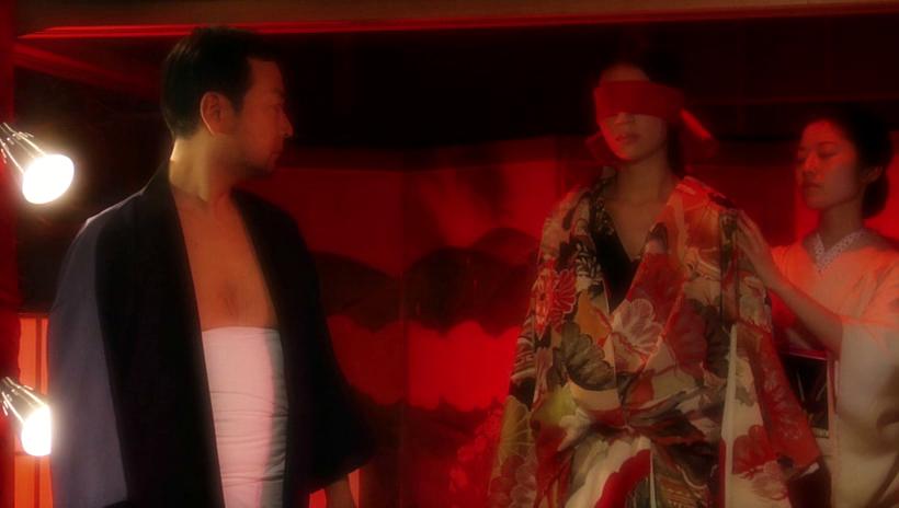 『団鬼六 人妻 -悦縛の宴-』ジャケット写真